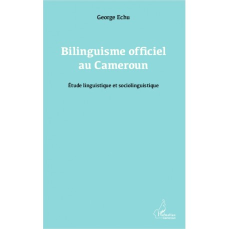 Bilinguisme officiel au Cameroun Recto