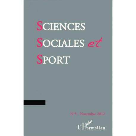 Sciences Sociales et Sport n° 5 Recto