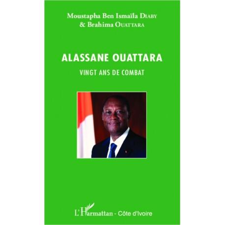Alassane Ouattara vingt ans de combat Recto