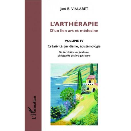 L'arthérapie d'un lien art et médecine (Volume 4) Recto
