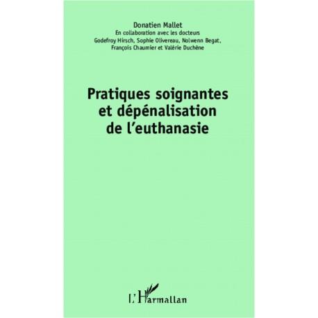 Pratiques soignantes et dépénalisation de l'euthanasie Recto