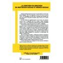 La fonction de direction en institution sociale et médico-sociale Verso