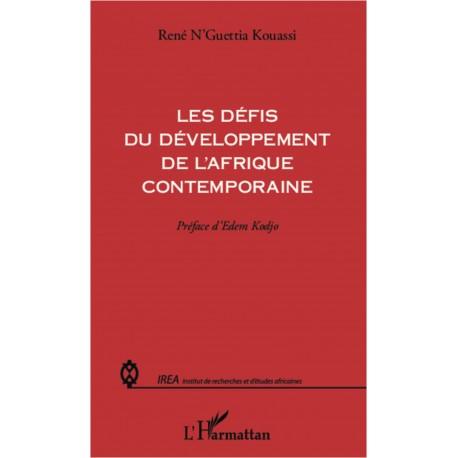Les défis du développement de l'Afrique contemporaine Recto