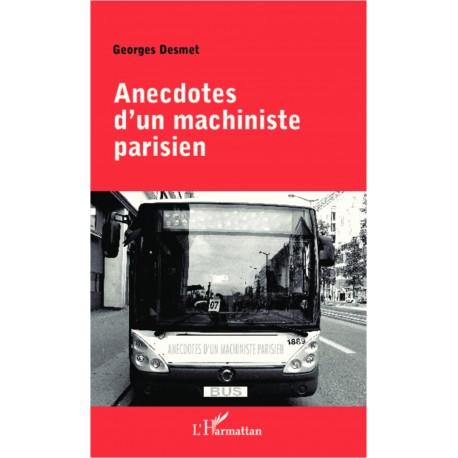 Anecdotes d'un machiniste parisien Recto