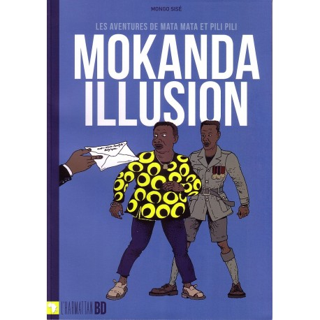 Mokanda illusion Recto