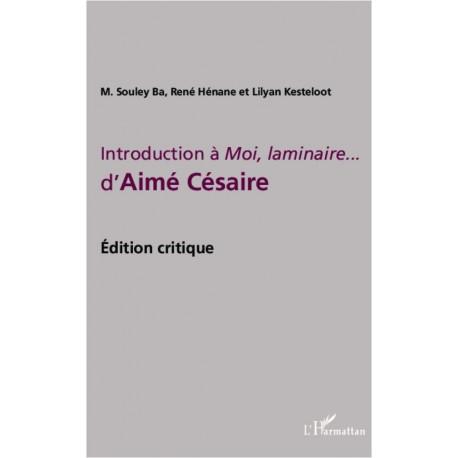 Introduction à Moi, laminaire... d'Aimé Césaire Recto