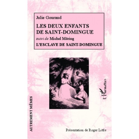 Les deux enfants de Saint-Domingue Recto