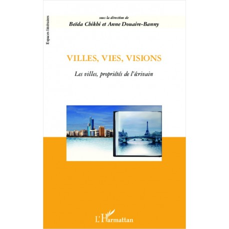 Villes, vies, visions Recto