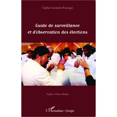 Guide de surveillance et d'observation des élections Recto