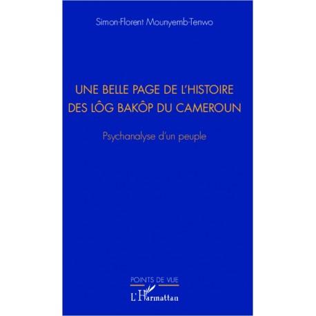 Une belle page de l'histoire des Lôg Baköp du Cameroun Recto
