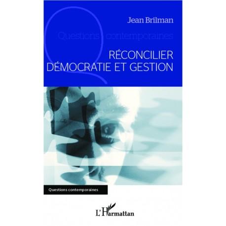 Réconcilier démocratie et gestion Recto