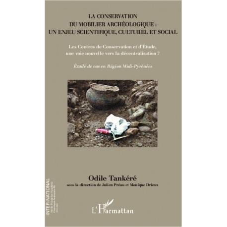 La conservation du mobilier archéologique : un enjeu scientifique, culturel et social Recto