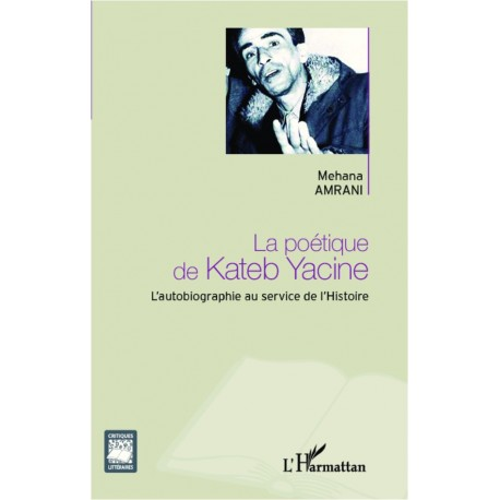 La poétique de Kateb Yacine Recto