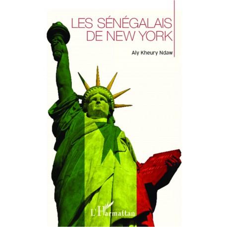 Les Sénégalais de New-York Recto