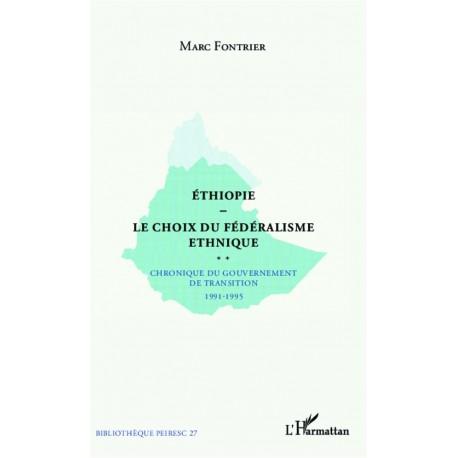 Ethiopie le choix du fédéralisme ethnique Recto