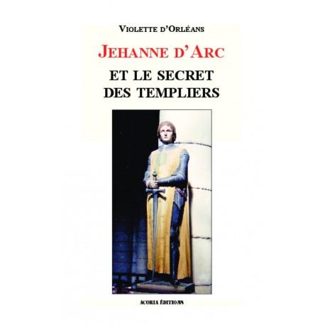 Jehanne d'Arc et le secret des templiers Recto