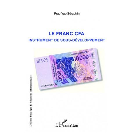Le franc CFA instrument du sous-développement Recto