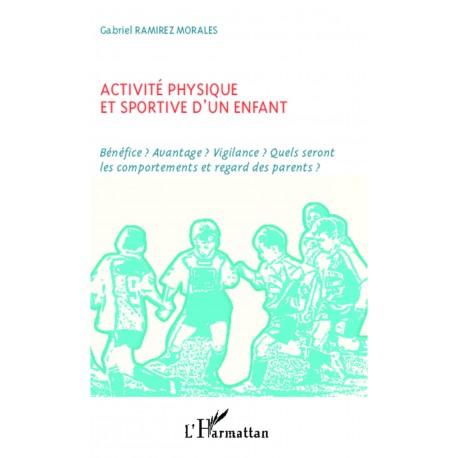 Activité physique et sportive d'un enfant Recto