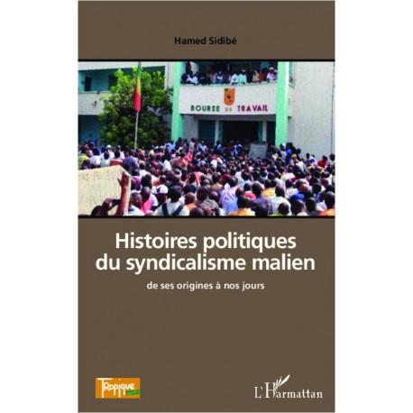 Histoires politiques du syndicalisme malien de ses origines à nos jours Recto