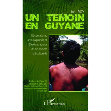 Un témoin en Guyane Recto