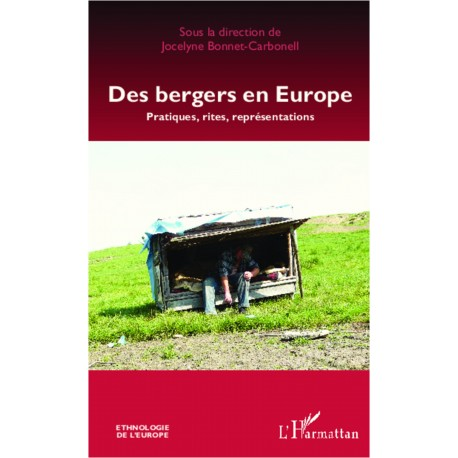 Des bergers en Europe Recto