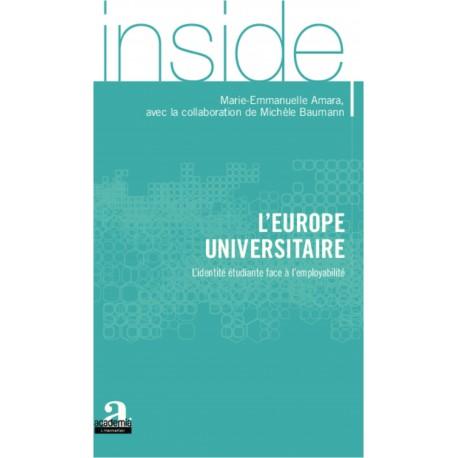 L'Europe universitaire Recto
