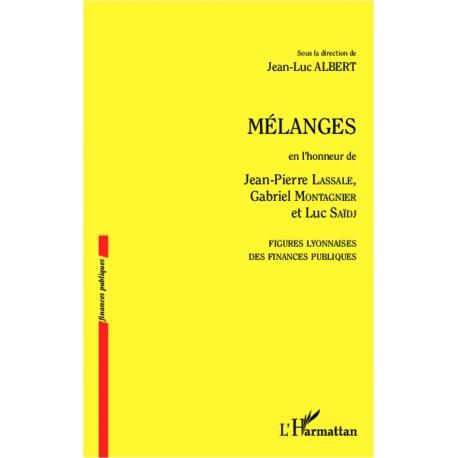 Mélanges en l'honneur de Jean-Pierre Lassale, Gabriel Montagnier et Luc Saïdj Recto