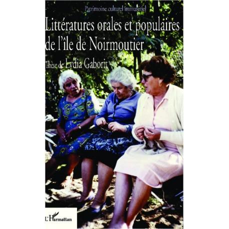 Littératures orales et populaires de l'ile de Noirmoutier Recto