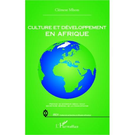 Culture et développement en Afrique Recto