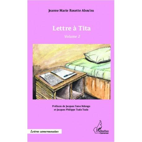 Lettre à Tita volume 2 Recto