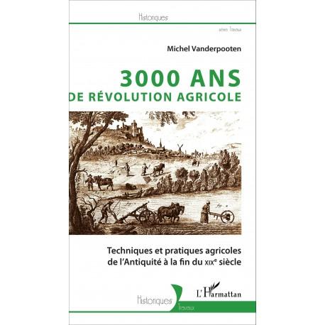 3000 ans de révolution agricole Recto