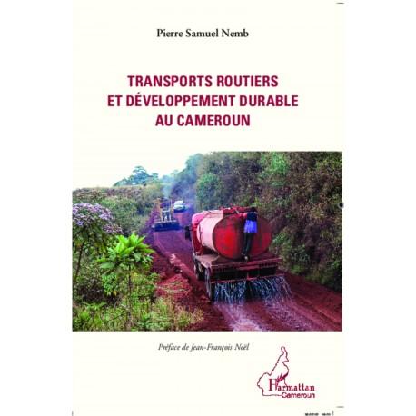 Transports routiers et développement durable au Cameroun Recto