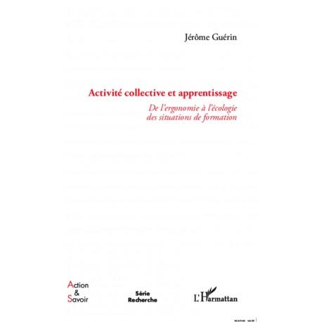 Activité collective et apprentissage Recto
