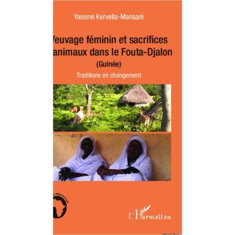 Veuvage féminin et sacrifices d'animaux dans le Fouta-Djalon (Guinée) Recto