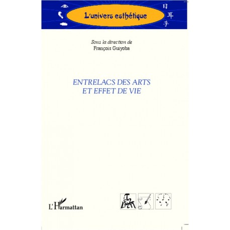 Entrelacs des arts et effet de vie Recto