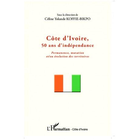 Côte d'Ivoire, 50 ans d'indépendance Recto