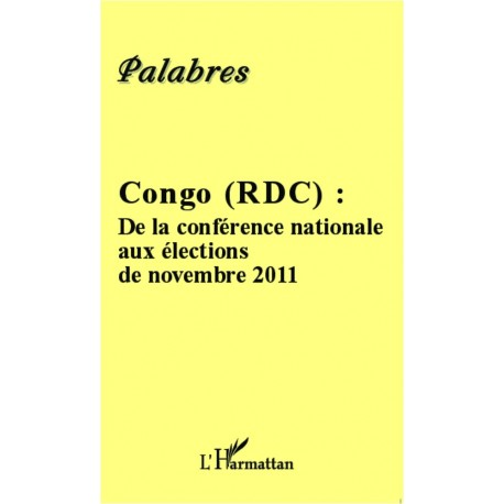 Congo (RDC) : Recto