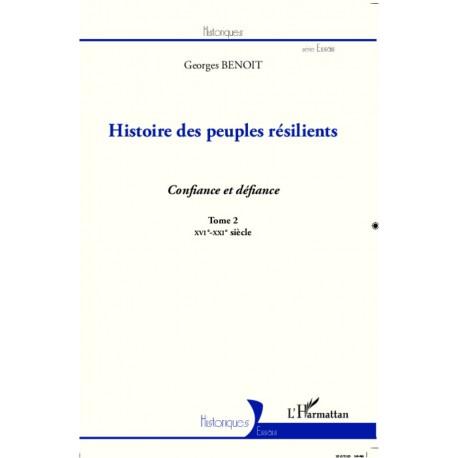 Histoire des peuples résilients (tome 2) Recto