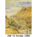 Annales Monégasques - N° 10 - 1986 Recto