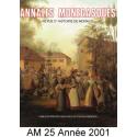 Annales Monégasques - N° 25 - 2001 Recto