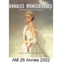 Annales Monégasques - N° 26 - 2002