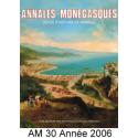 Annales Monégasques - N° 30 - 2006  Recto