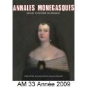 Annales Monégasques - N° 33 - 2009  Recto