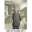 Annales Monégasques - N° 35 - 2011  Recto