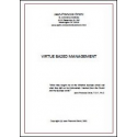 Virtue based managment PDF