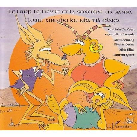 Le loup, le lièvre et la sorcière Tia Ganga Recto