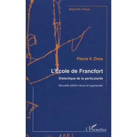 Ecole de Francfort Recto