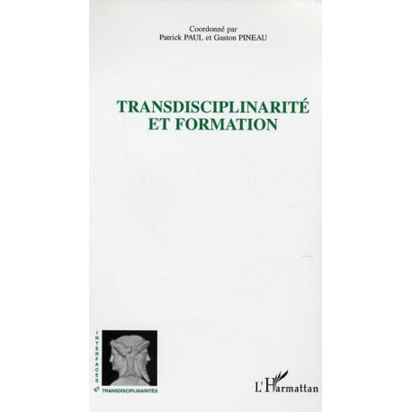 Transdisciplinarité et formation Recto