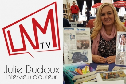 Interview de Julie Dudoux