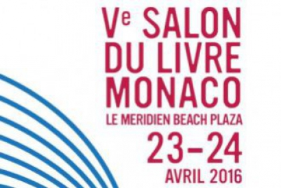 Ve salon du livre de Monaco
